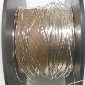Srebro Ag - drut 0,4 mm wire wrapping (0,5 metra)