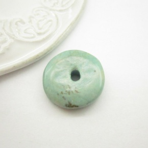 Turkus donat 23x7mm